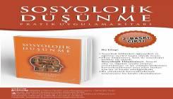 Sosyolojik Düşünme: Pratik Uygulama Kitabının 2. Baskısı çıktı